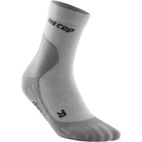 cep cold weather Mid Cut Socks Men, grigio